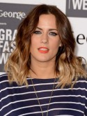 Caroline Flack alerts police over threatening knife picture sent to her on Twitter