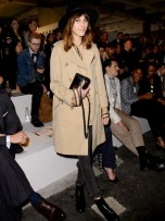 Alexa Chung London Collections | photos | pictures | new | celebrity news
