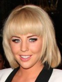 OMG! Lydia Bright's new haircut makes her look like Judy Finnigan