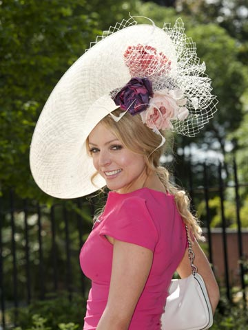 Racegoer | Royal Ascot | Berkshire | Pictures | Photos | New | Celebrity News