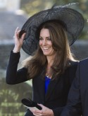 Want to own the actual hat worn by Prince William's gorgeous wife Kate Middleton?