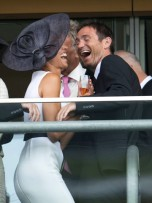 Frank Lampard and Christine Bleakley | Royal Ascot | Pictures | Photos | new | celebrity news