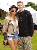 WEDDING JOY! Millie Mackintosh announces she's engaged to Professor Green on Twitter - and shows off the ring!