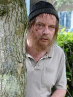 Ian Beale sleeps rough in EastEnders after suffering a breakdown and becoming a tramp