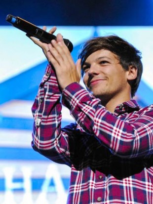 - Louis Tomlinson - The Louis Days - Chapter 1 - Page 1 - Wattpad