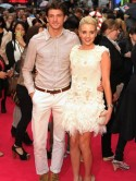 TOWIE's Lydia Bright: Things are going well with my new boyfriend Tom Kilbey, but it's too early to tell if it's love