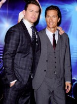 Channing Tatum and Matthew McConaughey | Magic Mike film premiere | London | Pictures | Photos | New | Celebrity News