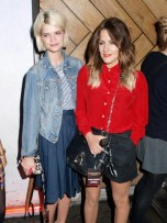 Pixie Geldof and Caroline Flack | Celebrity Spy | new | Pictures | Photos | Celebrity News