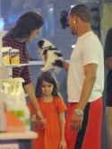 Suri Cruise wants to buy a puppy in New York but mum Katie Holmes says no