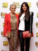 TOWIE stars dress up for Let It Shine film premiere