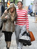 Chantelle Houghton and Alex Reid | London | Pictures | Pics | Photos | new | Celebrity News | Gallery | Now Magazine