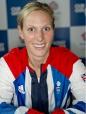 Prince William's cousin Zara Phillips is an Olympic beauty