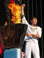 Tyler Rix | Olympic Torch Relay Finale Concert | Pictures | Photos | new | Celebrity News