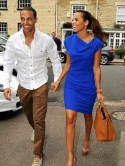 Harry Styles and The Saturdays leave Oxfordshire hotel after Rochelle Wiseman's wedding to JLS star Marvin Humes