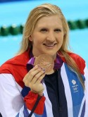 London 2012: Who wants to know about Olympic star Rebecca Adlington's winning nails?