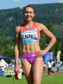 Olympic gold medal winner Jessica Ennis: I shave for events - waxing is too painful