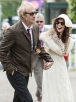 Rhys Ifans and Anna Friel | Glorious Goodwood Ladies Day | Pictures | Photos | new | Celebrity News