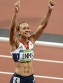 Who doesn't want Jessica Ennis's abs?
