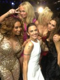 Mel B: Victoria Beckham, Mel C and Geri Halliwell are f*cking nuts