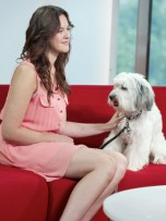 Ashleigh Butler and Pudsey | Daybreak | Pictures | Photos | new | Celebrity News