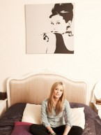 At home with Laura Whitmore