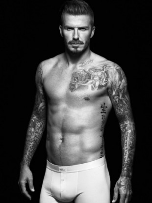 Top 10 topless David Beckham pictures - the football star's hot body 