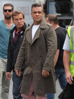 Robbie Williams | London | Pictures | Photos | new | Celebrity News