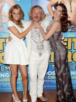 Rosie Parker, Keith Lemon and Kelly Brook | Keith Lemon: The Film premiere | Pictures | Photos | new | Celebrity News