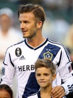 David Beckham and Romeo Beckham | Los Angeles | Pictures | Photos | new | Celebrity News