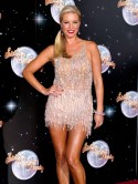 Denise Van Outen pulls out of Strictly Come Dancing rehearsals after her grandfather dies