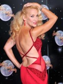 Oh no! Strictly Come Dancing's Jerry Hall is a diva who wants foot massages