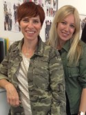 Friday Fashion Celebrity Match: Now's Karen and Anna go commando like Lana Del Rey