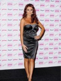 TV stars dress up for Comfort Prima High Street Fashion Awards in London