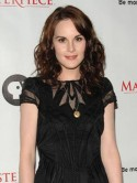 Downton Abbey's Michelle Dockery: I felt like Kate Middleton in Lady Mary's wedding dress