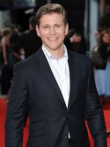 Aww! Downton Abbey actor Allen Leech dating make-up artist who made his eyes look soooo blue