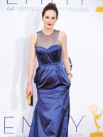 Downton Abbey girls join Hollywood stars for 64th Primetime Emmy Awards in LA