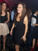 Pippa Middleton parties with Made In Chelsea star Hugo Taylor at London nightclub launch