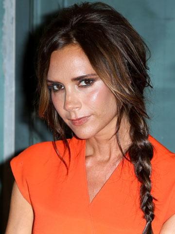 Katie Price doesn't think Victoria Beckham's being honest about her daily routine - Victoria-Beckham