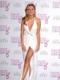 Made In Chelsea's Kimberley Garner joins stars at Breast Cancer Care Fashion Show in London
