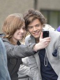 One Direction meet fans at ITV studios in London ahead of Daybreak interview