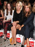 TOWIE stars join Made In Chelsea girls at Look fashion show in London
