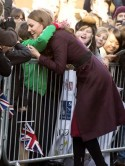 Kate Middleton makes Royal visit to Newcastle without Prince William