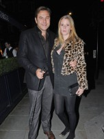 David Walliams and Lara Stone | Celebrity Spy | Pictures | Photos | New | Celebrity News