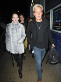Made In Chelsea cast join TV stars for Paranormal Activity 4 premiere in London
