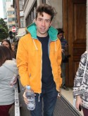 Nick Grimshaw: I wore Harry Styles' grey jumper but we don't raid each other's wardrobes