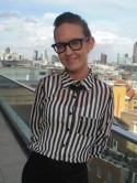 Friday Fashion Celebrity Match: How to do monochrome like Tali Lennox