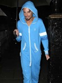 The onesie is back! X Factor star Rylan Clark is hooked and sales are soaring but are rompers chic or eek?
