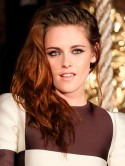 Kristen Stewart talks about love triangles while promoting new Twilight film without Robert Pattinson