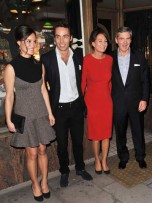 Pippa Middleton, James Middleton, Carole Middleton and Micheal Middleton | Book Launch 2012 | Pictures | Photos | new | Celebrity News 