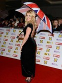 Holly Willoughby rules the red carpet at the Pride Of Britain Awards in an �89 dress